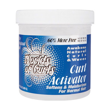 Curl Activator GelFor Normal Hair60% More Free