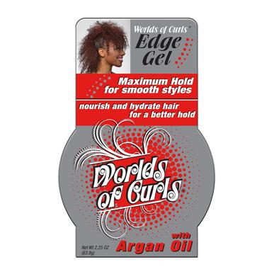 Edge Gel with Argan Oil